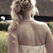 Bruiloft Amsterdam - Bruidskapsels half opgestoken & kort haar