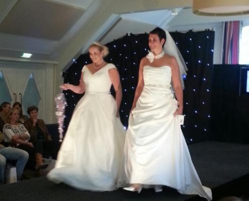 bruidsmodesshow Hoevelaken