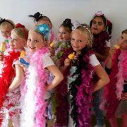 Meisjes verjaardagsfeest