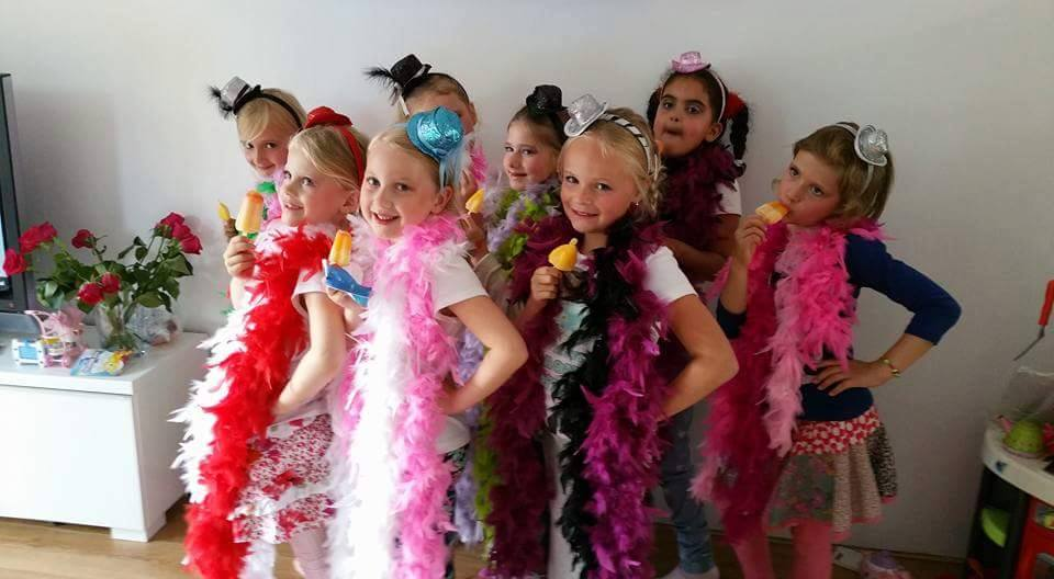 Fabulous Vaak Leuke Kinderfeestjes Voor Meiden #DEZ24 - AgnesWaMu #DT07