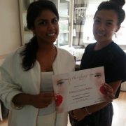 opleiding wimperextensions styliste