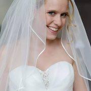 Bruiden Bruidskapsel bruidsmake-up - Bruidskapsels met sluier