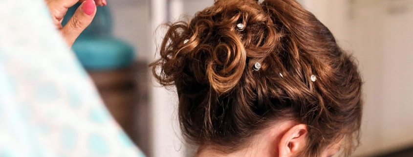 Trouwen in Baarn Bruidskapsels & bruidsmake-up Baarn