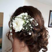 Bruid Amstelveen - Bruidskapsels opgestoken