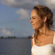 Bruid Blaricum - Bruidskapsels half opgestoken & kort haar
