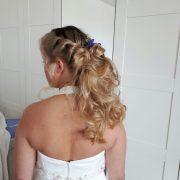 Bruidskapsels los voor lang haar