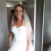 Bruidskapsels met vlechten