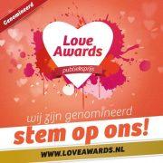 Hairclusief Love Awards Publieksprijs