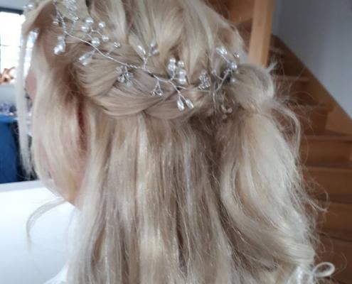Bruidskapsels & bruidsmake-up Oud Loosdrecht