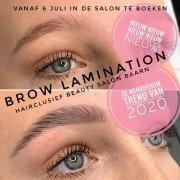 Brow Lamination - wenkbrauw lift Baarn